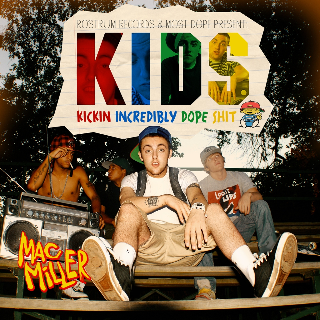 Mac Miller - K.I.D.S. (Mixtape) [Download]