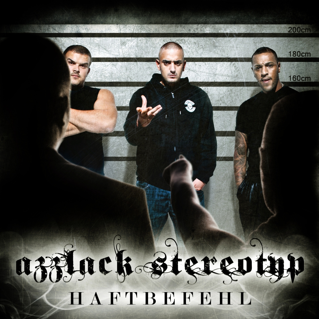 "Haftbefehl releast ""Azzlack Stereotyp"" (Cover + Tracklist)"