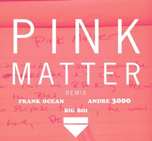 Pink Matter RMX