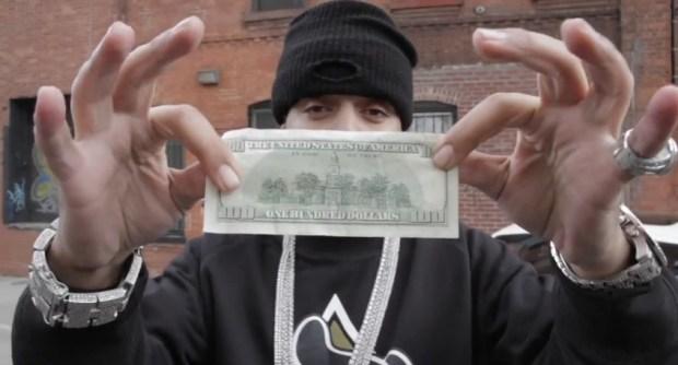 Frenchie Dollar Bill