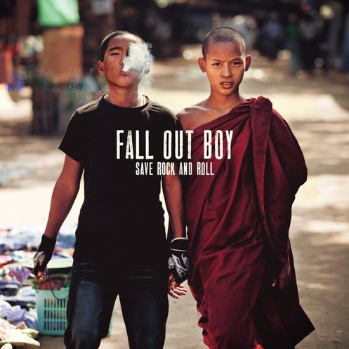 Fall out boy - save rock n roll