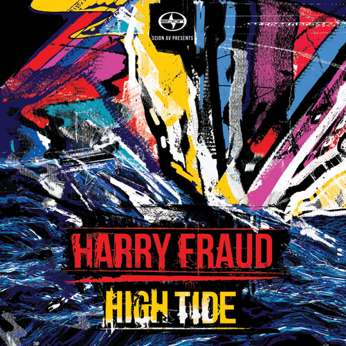 00 - Harry_Fraud_High_Tide_Ep-front-large