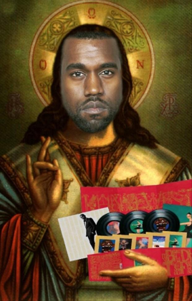 KANYE WEST IST JESUS!!!