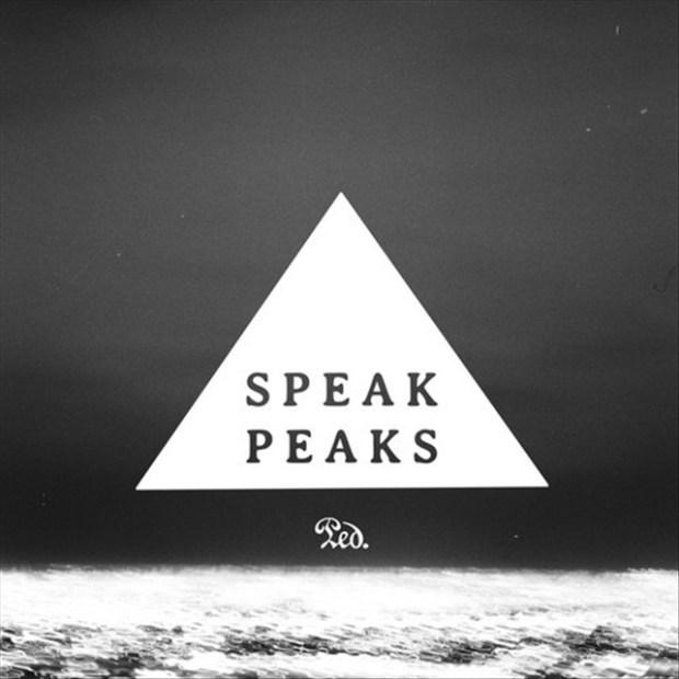 SPEAK PEAKS