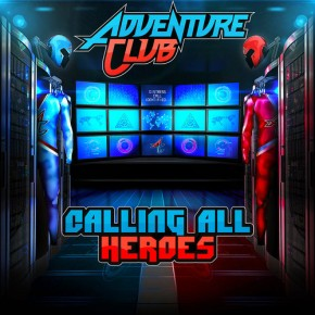 adventure club collecting all heroes