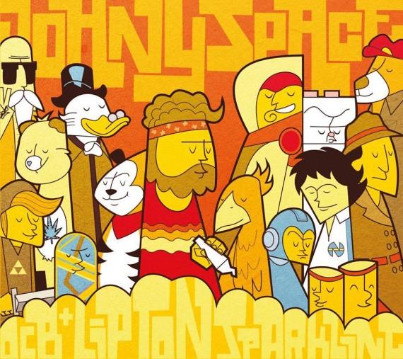 Johny-Space-OCB-Lipton-Sparkling
