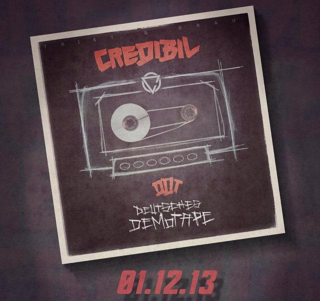 Credibil - »Deutsches Demotape« (Mixtape) [Download] / »Will Lieber« prod. von M3 (Video)