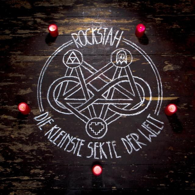 Rockstah - »Die Kleinste Sekte Der Welt« (Stream & Download)